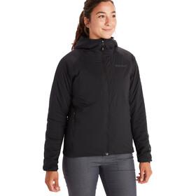 Marmot WarmCube Novus Hoody Jacket Women, czarny